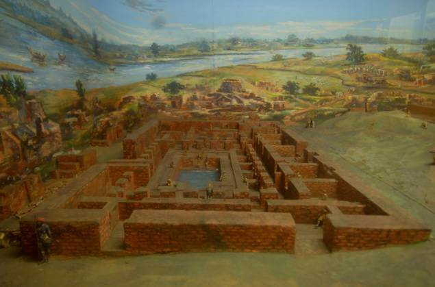 Indus Valley Civilization: In the imagination of an artist