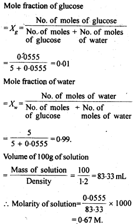NCERT Solutions For Class 12 Chemistry Chapter 2 Solutions-8
