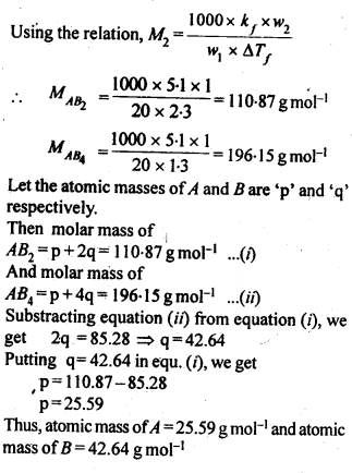 NCERT Solutions For Class 12 Chemistry Chapter 2 Solutions-26