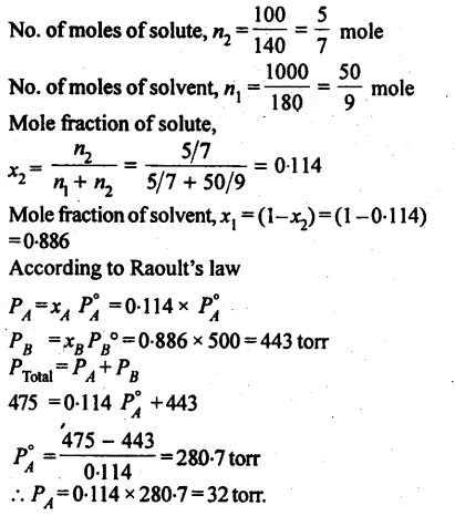NCERT Solutions For Class 12 Chemistry Chapter 2 Solutions-36