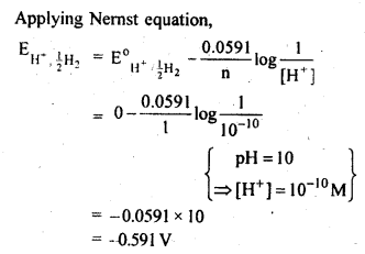 NCERT Solutions For Class 12 Chemistry Chapter 3 Electrochemistry-3