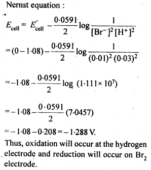 NCERT Solutions For Class 12 Chemistry Chapter 3 Electrochemistry-8