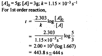 NCERT Solutions For Class 12 Chemistry Chapter 4 Chemical Kinetics-3