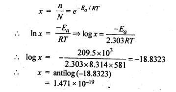 NCERT Solutions For Class 12 Chemistry Chapter 4 Chemical Kinetics-7