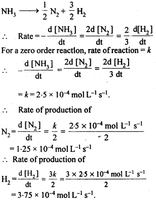 NCERT Solutions For Class 12 Chemistry Chapter 4 Chemical Kinetics-4
