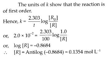 NCERT Solutions for Class 12 Chemistry Chapter 4 Chemical Kinetics 51