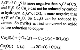 NCERT Solutions For Class 12 Chemistry Chapter 6 General Principles and Processes of Isolation of Elements-4