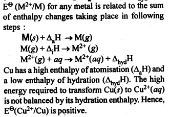 NCERT Solutions For Class 12 Chemistry Chapter 8 The d and f Block Elements-2