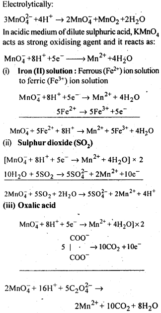 NCERT Solutions For Class 12 Chemistry Chapter 8 The d and f Block Elements-6