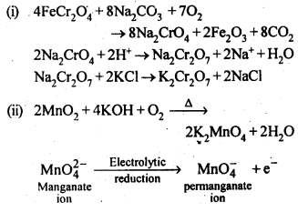 NCERT Solutions For Class 12 Chemistry Chapter 8 The d and f Block Elements-8