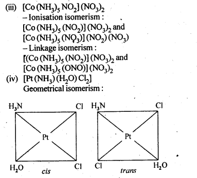 NCERT Solutions For Class 12 Chemistry Chapter 9 Coordination Compounds-3