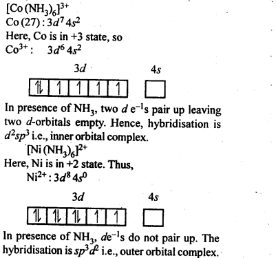 NCERT Solutions For Class 12 Chemistry Chapter 9 Coordination Compounds-10