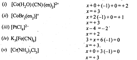 NCERT Solutions For Class 12 Chemistry Chapter 9 Coordination Compounds-4
