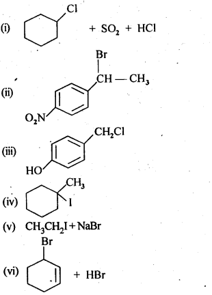 NCERT Solutions For Class 12 Chemistry Chapter 10 Haloalkanes and Haloarenes-6
