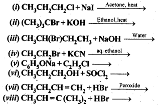 NCERT Solutions For Class 12 Chemistry Chapter 10 Haloalkanes and Haloarenes-12