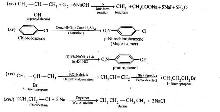 NCERT Solutions For Class 12 Chemistry Chapter 10 Haloalkanes and Haloarenes-20
