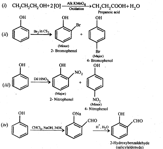 NCERT Solutions For Class 12 Chemistry Chapter 11 Alcohols Phenols and Ether-22