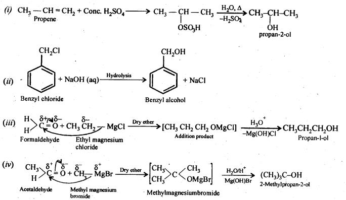 NCERT Solutions For Class 12 Chemistry Chapter 11 Alcohols Phenols and Ether-27