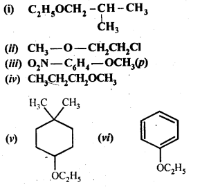 NCERT Solutions For Class 12 Chemistry Chapter 11 Alcohols Phenols and Ether-29