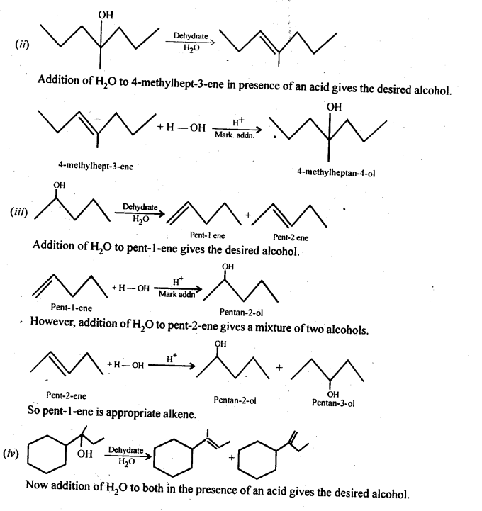 NCERT Solutions For Class 12 Chemistry Chapter 11 Alcohols Phenols and Ether-45
