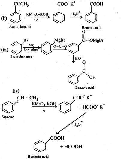 NCERT Solutions For Class 12 Chemistry Chapter 12 Aldehydes Ketones and Carboxylic Acids-11