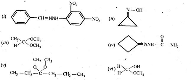 NCERT Solutions For Class 12 Chemistry Chapter 12 Aldehydes Ketones and Carboxylic Acids-27