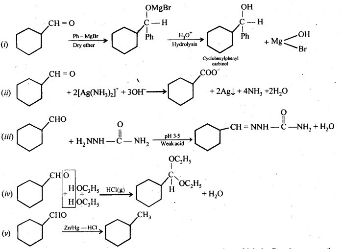 NCERT Solutions For Class 12 Chemistry Chapter 12 Aldehydes Ketones and Carboxylic Acids-28