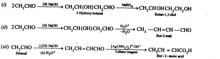 NCERT Solutions For Class 12 Chemistry Chapter 12 Aldehydes Ketones and Carboxylic Acids-31