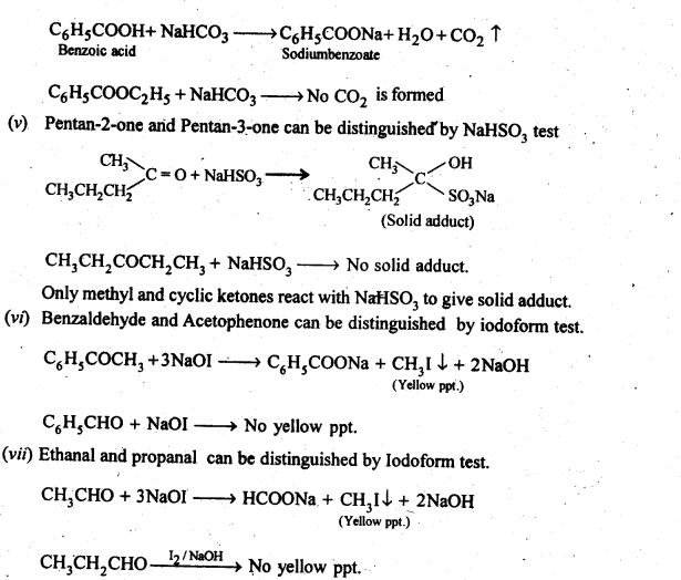 NCERT Solutions For Class 12 Chemistry Chapter 12 Aldehydes Ketones and Carboxylic Acids-38