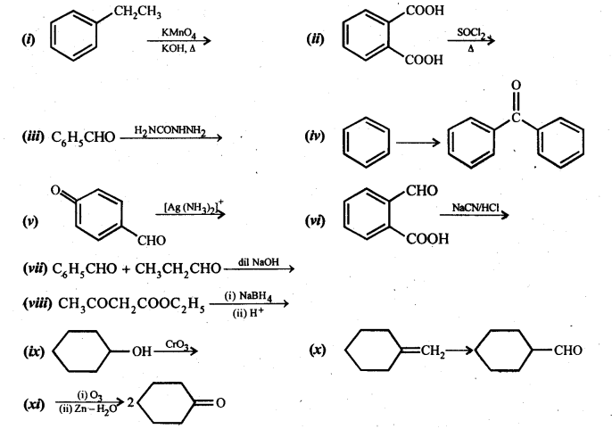 NCERT Solutions For Class 12 Chemistry Chapter 12 Aldehydes Ketones and Carboxylic Acids-48