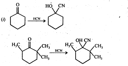 NCERT Solutions For Class 12 Chemistry Chapter 12 Aldehydes Ketones and Carboxylic Acids-49