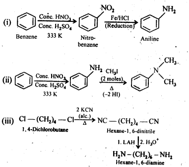 NCERT Solutions For Class 12 Chemistry Chapter 13 Amines-3