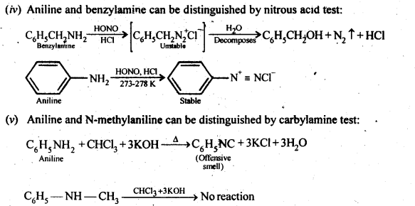 NCERT Solutions For Class 12 Chemistry Chapter 13 Amines-10