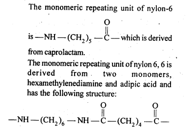 NCERT Solutions For Class 12 Chemistry Chapter 15 Polymers-8
