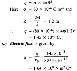 NCERT Solutions for Class 12 physics Chapter 1.19