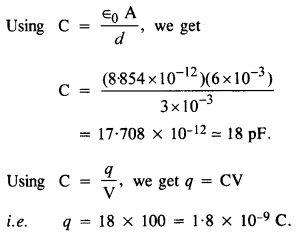 NCERT Solutions for Class 12 physics Chapter 2.6
