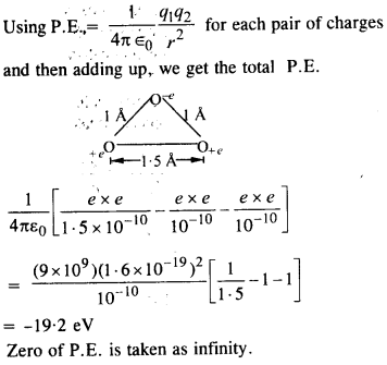 NCERT Solutions for Class 12 physics Chapter 2.25