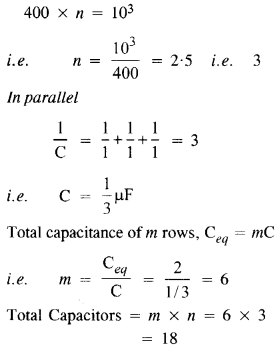 NCERT Solutions for Class 12 physics Chapter 2.33