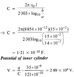 NCERT Solutions for Class 12 physics Chapter 2.47