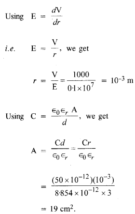 NCERT Solutions for Class 12 physics Chapter 2.48