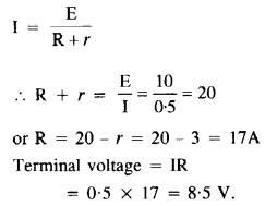 NCERT Solutions for Class 12 physics Chapter 3.1