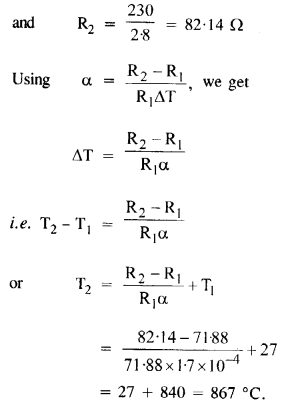 NCERT Solutions for Class 12 physics Chapter 3.7