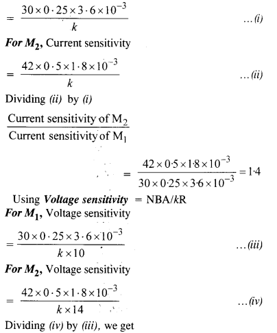 NCERT Solutions for Class 12 physics Chapter 4.10
