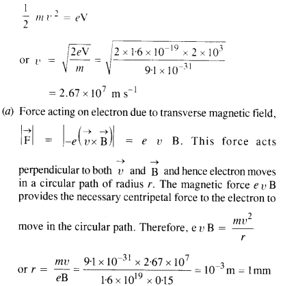 NCERT Solutions for Class 12 physics Chapter 4.22