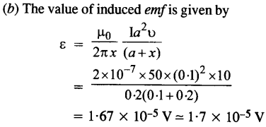 NCERT Solutions for Class 12 physics Chapter 6.32