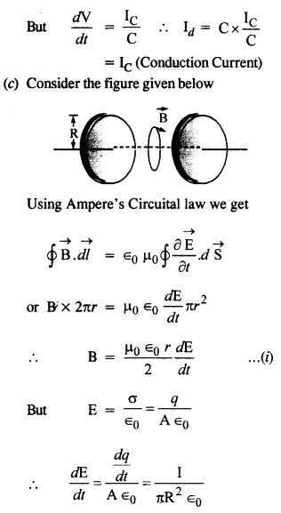 NCERT Solutions for Class 12 physics Chapter 8.4