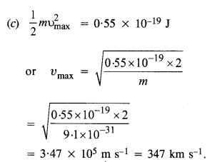 NCERT Solutions for Class 12 physics Chapter 11Dual Nature of Radiation and Matter.18