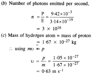 NCERT Solutions for Class 12 physics Chapter 11Dual Nature of Radiation and Matter.5
