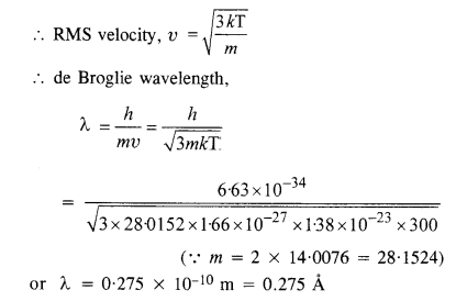 NCERT Solutions for Class 12 physics Chapter 11 Dual Nature of Radiation and Matter.30