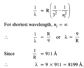 NCERT Solutions for Class 12 physics Chapter 12 Atoms.18